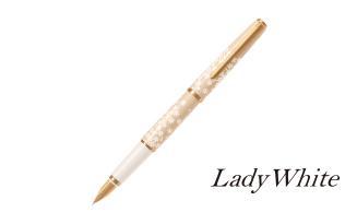 Lady White(レディホワイト)「万年筆」
