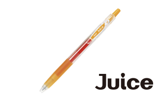 ゲルインキボールペン ジュース