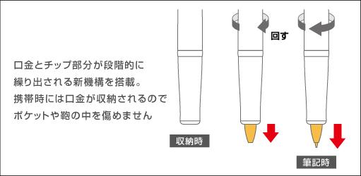 タイムライン 油性ボールペン 筆記具 ボールペン 油性