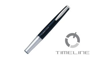 タイムライン (油性ボールペン)